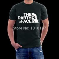 2014 Fashion Star Wars Darth Vader T Shirt Men T Shirts Distinct  Mens Shirt Short Sleeved Tops