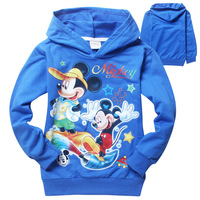 free shipment and wholesale new childrengirl fashion car  Hoodle cotton boy  Sweater overcoat