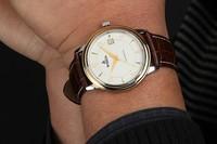 WOERDA    Belt's automatic mechanical watch men gone waterproof watch calendar