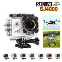 New SJCAM SJ4000 WIFI Action Camera Diving 30M Waterproof Camera 1080P FHD DVR DV Underwater Sport Camera Sport DV Gopro style