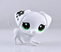 Littlest Pet Shop Kitty Dog Collection Child Girl Figure Toy Loose Cute LPS786