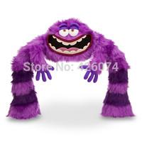 Free Shipping New 2014 Original Monsters University Kids Plush Toys Kawaii ART Stuffed Dolls For Children Gifts