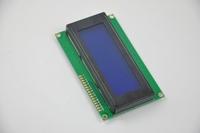 204 Character LCD Display Module Blue Blacklight