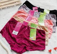 multiple colors 2pcs/lot high-grade underwear comfortable lace   women female non-trace underwear