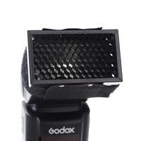 Godox HC-01 Honeycomb Grid Filter for Speedlite Flash Canon Nikon Pentax Yongnuo Diffuser