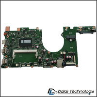 for ASUS  PU301LA  REV.2.0 DDR3 I3 I5 I7 integrated laptop motherboard /notebook mainboard 45 days warranty