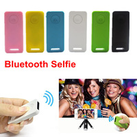 Selfie Remote Control for samsung s5 s4 Android 4.1 Smartphones Bluetooth wireless Remote Shutter Self-timer For iPhone 4s 5s 5c