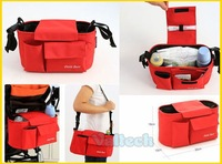 Stroller Hanging Mummy Bags Multi-Function Baby Nappy Diaper Stroage Organizer bag Outdoor Travel Supplies