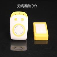 Free shipping wireless sensor doorbell welcome is welcome warning sensor welcome doorbell sensor device