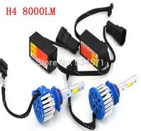 Free Shipping CREE LED High Power 9005 9006 50W Car LED Light Bulb led lamp for auto headlamp bright led headlamp