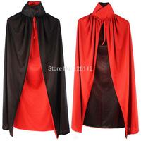 High quality halloween costumes for Women Men magic cosplay vampire cloak halloween decoration devil cape,free shipping
