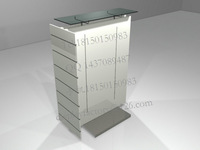 ladies shoe store display retail fixture MDF wooden high quality China