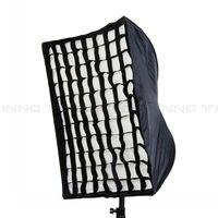 "Umbrella Softbox with Grid for Flash Speedlite 80cm x 120cm/32"" x 47"" Hot sales PSU812G"