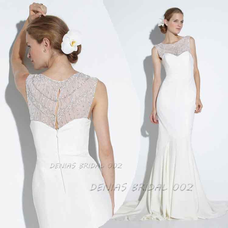 Finest Velvet Wedding Dress Images With White
