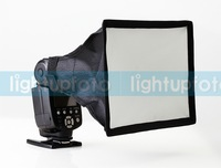 SoftBox Flash Diffuser for External Flash Speedlite Universal L PFD2C New Arrive