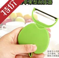 Stainless steel paring knife/apple skin knife/melon plane type folding apple peeler deals