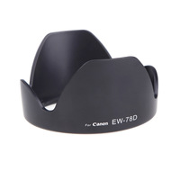 EW-78D Flower Camera Lens Hood for Canon EF 28-200mm f/3.5-5.6 EF-S 18-200mm F3.5-5.6 IS Lens
