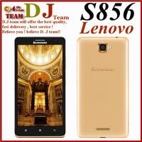 Original 4G FDD LTE Phone Lenovo S856 Snapdragon 400 Quad Core 1.2GHz 5.5 inch IPS 1280x720 1GB RAM 8GB ROM Dual SIM 8.0MP