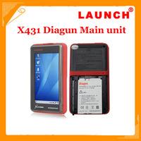 2014 Promotion price for Launch x431 Diagun Main unit Diagun x-431 Launch scan tool with battery Diagun unit DHL free