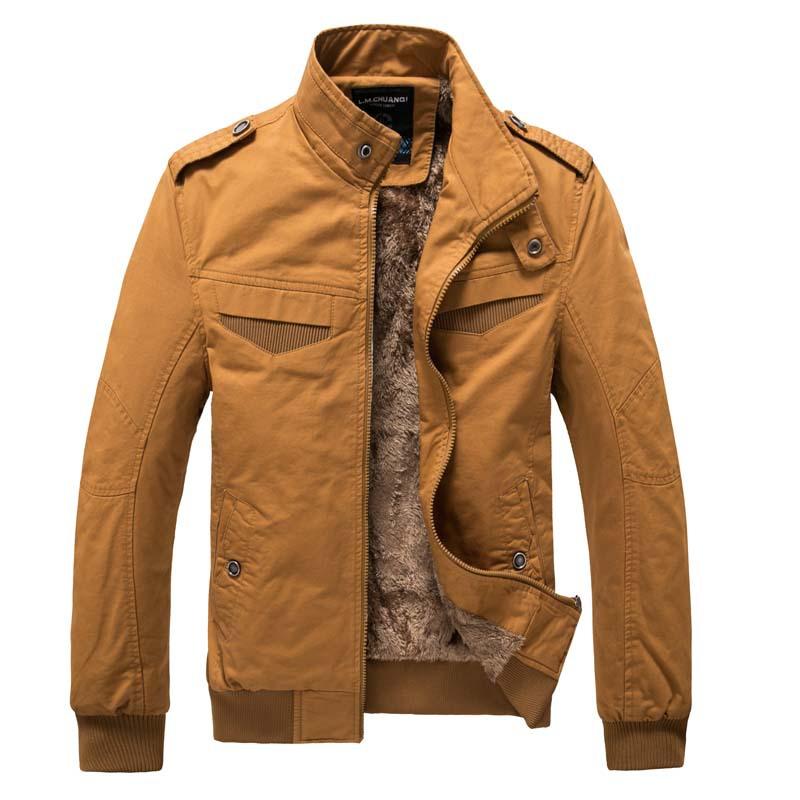 Mens Brown Coats Jackets - JacketIn