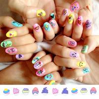Watermark nails post nail nail stickers watermark nail beauty makeup tools wholesale 3pcs/lot