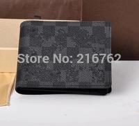 N63074 canvas multiple wallet cards holder  wallet for men or women