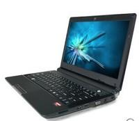 free shipping cheap 13.3 inch 2G/320G laptop notebook computer, netbooks & laptops