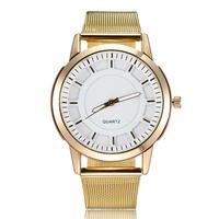 2014 new fashion style watches ladies luxury brand gold colors alloy straps quartz analog women dress wristwatches
