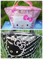 Perfect Girls Handbag lunch bag 2PC Cute Hello kitty