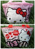 Girls Handbag Hello kitty lunch bag 2PC cute Handbag