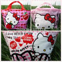 Handbag 3PC Hello kitty Tote Lunch Box Girls Gift