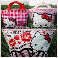 Handbag Gift 3PC Hello kitty Tote Lunch Box Girls