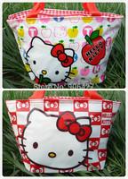 Hello kitty lunch bag New 2PC cute Handbag Girls Handbag