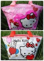Cute lunch bag 2PC Hello kitty Perfect Girls Handbag