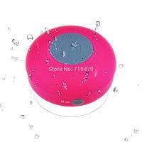 Hot Waterproof Mini Wireless Bluetooth Speaker Handsfree Mic Suction Shower in