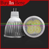 5W MR16 5x1W Energy Saving High Power Led Light Downlight Spot Lights Spotlights Warm/Cool White  Bulb Lamp 110v 220v