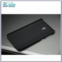 Luxury High Quality Frosted PC hard case for Lenovo S860 Back Cover 1pcs/lot Black