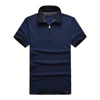 Billionaire italian couture men's clothing t-shirt summer short-sleeve 2014 100% cotton t
