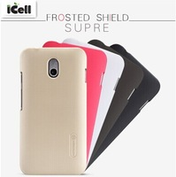 Original Nillkin Brand Super Shield Frosted Hard Case For HTC Desire 210 With Screen Film & Retail 10pcs/lot free shipping