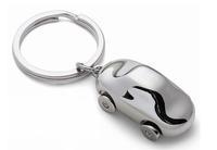 free shipping 2014 Fashion Alloy Mini Car Model Styling Keychain Cute Versatile Metal Key Ring Key Chain in stock