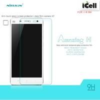 NILLKIN Amazing H Nanometer Anti-Explosion Tempered Glass Screen Protector For Xiaomi M4 MI4 , MOQ:1PCS free shipping