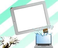 """Original 9.7"""" Tablet front touch screen digitizer glass panel E0066(C0B)A1 for Ainol novo 9 novo9 Spark II , 2 2048*1536 white"""