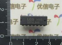 Original GD Dip LGS GD74LS05 phase inverter DIP-14,free shipping