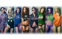 Marvel comics  DC