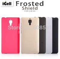 Original Nillkin Brand Super Shield Frosted Hard Case For Xiaomi M4 MI4 With Screen Film & Retail MOQ:1PCS free shipping