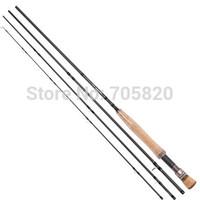 Tsurinoya Ultralight 9'0'' 2.7m #5 Fly Fishing rods,Free shipping by Express