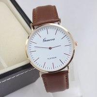 Brand Full Steel Watches 2014 New fashion Quartz Watches Luxury Rhinestone Dress Watch Men Women Geneva Watches Free Shipping