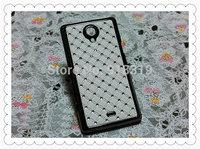 LT30 Case MOQ:1PCS Stock Bling Silver Case Rhinestone Diamond Case For Sony-Ericsson Xperia T LT30 LT30i LT30P Case