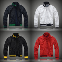 R-L small horse causal Jacket/2014 autumn Handsome Men original Polo Activel casual Polo jacket/long sleeve windbreak Jacket