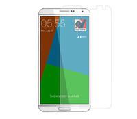 Free Shipping 500pcs/lot screen guard For Samsung Galaxy Note 4 Clear Screen Protector Film